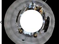 ماه نشین چین تصویر پانوراما به زمین ارسال کرد