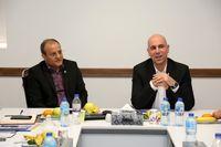 نشست مدیران بانک توسعه تعاون و شرکت تعاونی کارخانجات فرآوری روغن و دانههای روغنی ایران