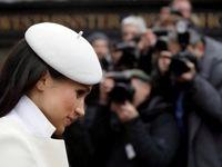 عروس سلطنتی الگوی جدید مد جهان +تصاویر