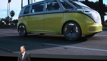 خودروهای عجیب در نمایشگاه خودرو دترویت +تصاویر