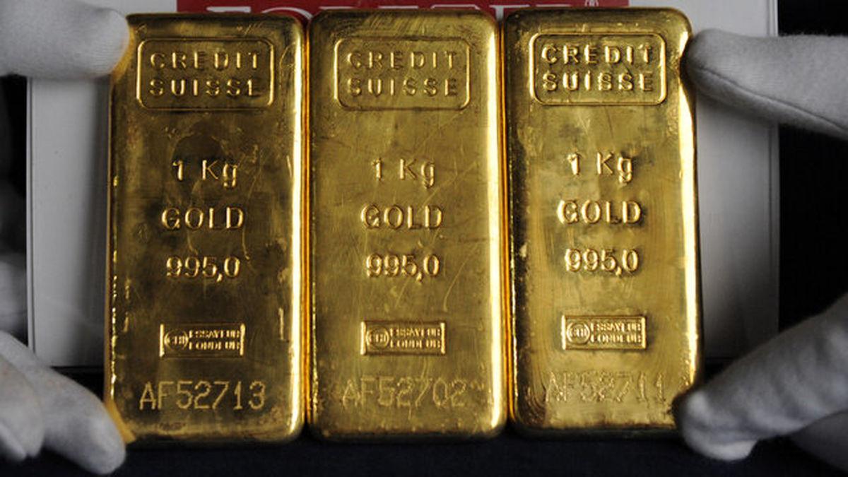 دلار راه صعود قیمت طلا را بست