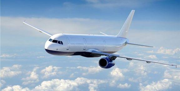 افت فشار زن باردار  هواپیمای عمان ایر را بر زمین نشاند +عکس