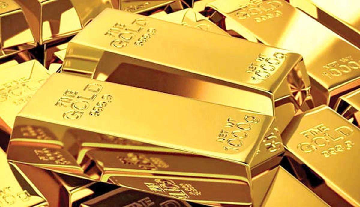 کاهش قیمت طلای جهانی به ۱۷۲۶دلار