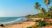 زیباترین ساحل هند +عکس