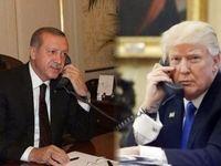 گفتوگوی اردوغان و ترامپ پیرامون عملیات نظامی در سوریه