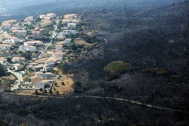 آتشسوزی در جنگلهای فرانسه
