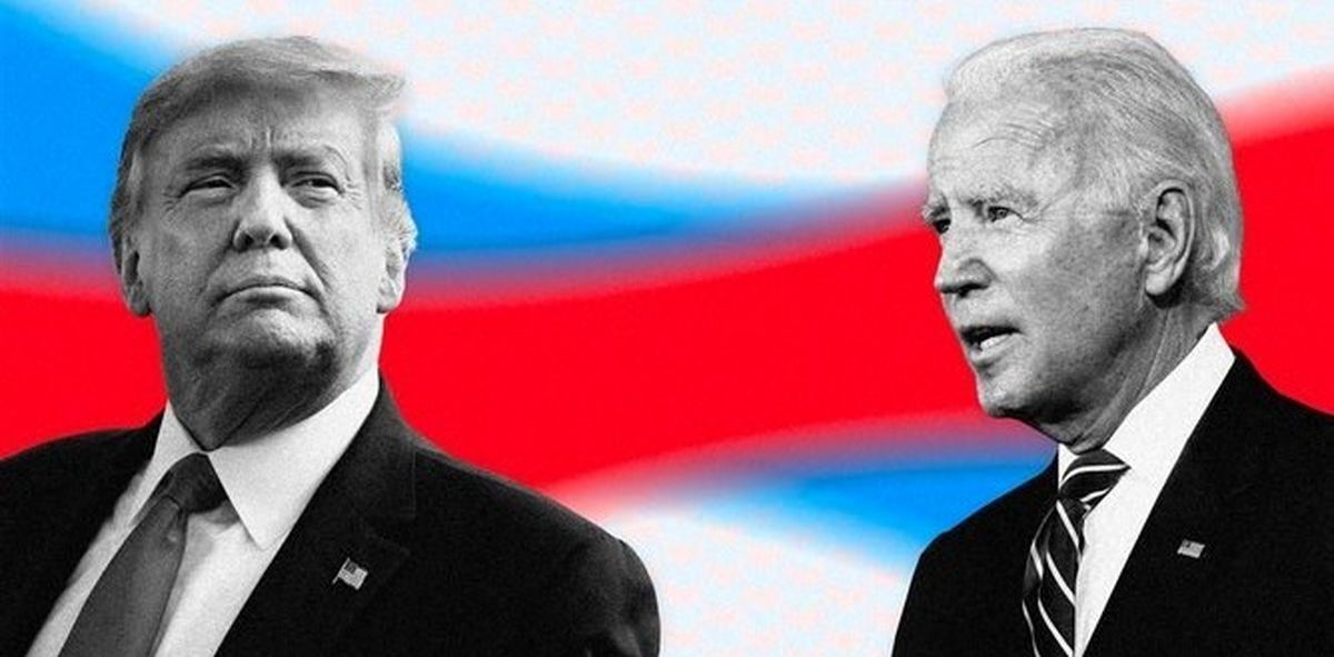 بایدن در نظرسنجی هشت ایالت رقابتی از ترامپ پیش است