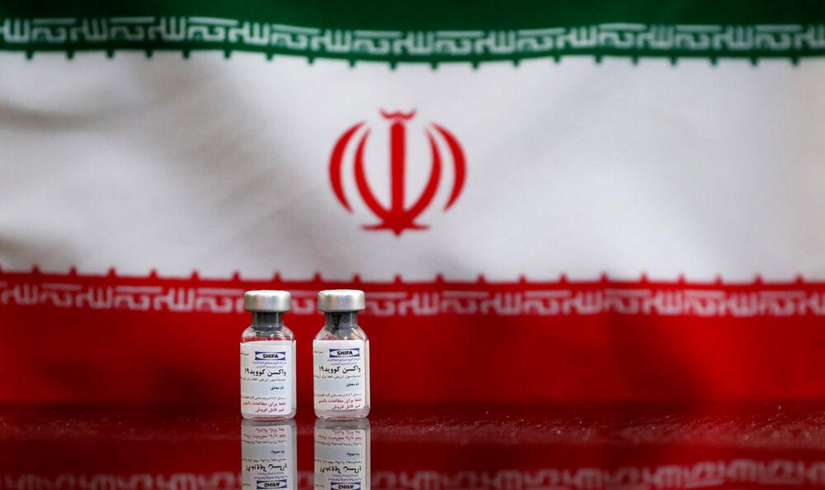 استفاده داخلی از واکسن ایرانی کرونا نیازی به تائیدیه نهادهای بینالمللی ندارد