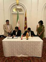 امضای سند گسترش همکاری میان ایران و سریلانکا
