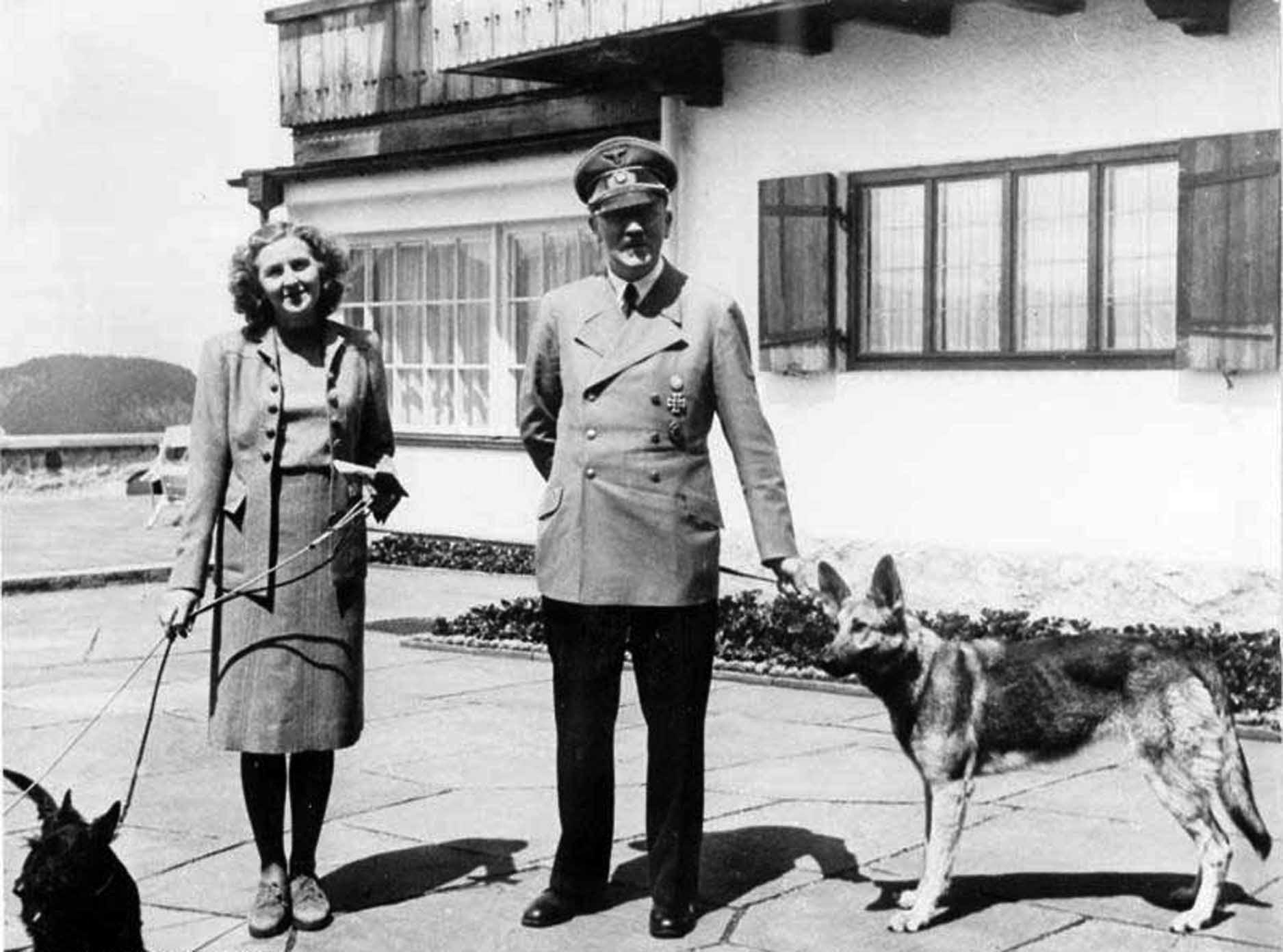 معشوقه ی هیتلر