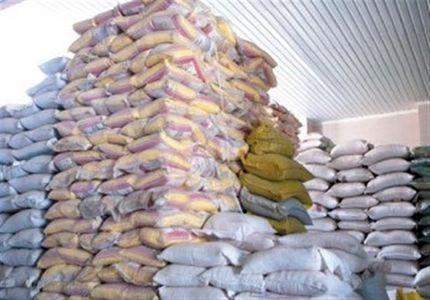 کشف ۷۰کانتینر برنج احتکار شده در بندرعباس