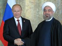 روحانی پیروزی قاطع پوتین را تبریک گفت