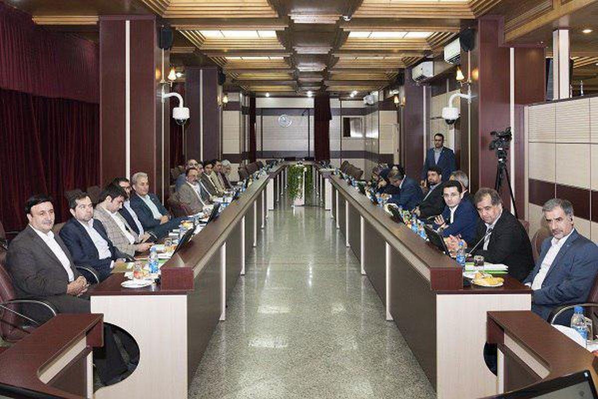 برگزاری هفدهمین نشست شورای اطلاع رسانی روابط عمومی های وزارت امور اقتصادی و دارایی