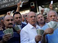 دلار از مبادلات ترکیه و روسیه حذف میشود