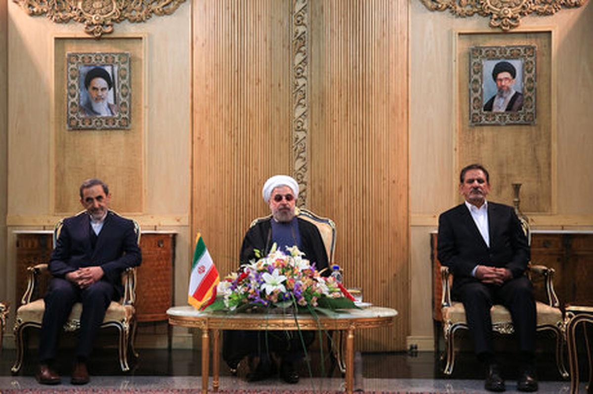 روحانی: روابط ایران و ترکمنستان در مسیر توسعه است/ خزر پیوند دوستی ایران و آذربایجان را مستحکمتر میکند