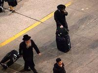 رفتارهای عجیب و جنجالی یهودیان افراطی +عکس