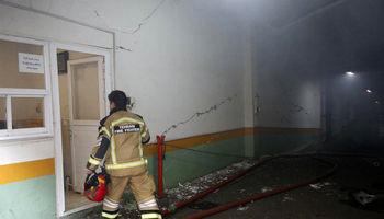 پایان لکهگیری ساختمان وزارت نیرو