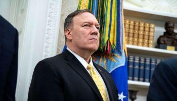 پمپئو احضاریه مجلس نمایندگان آمریکا را رد کرد
