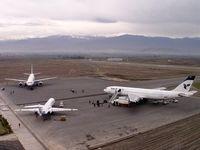هواپیماهای زمین گیر شده در سراسر جهان به دلیل کرونا