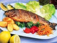 افزایش سرانه مصرف ماهی در بین یزدیها