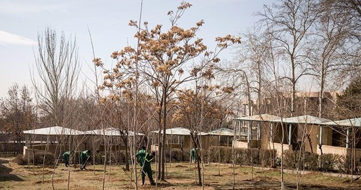 شهرداری اجازه ساخت و ساز در اردوگاه باهنر را نمیدهد