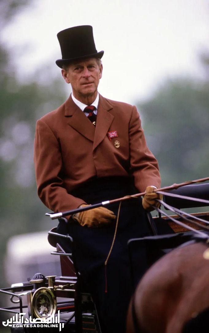 شاهزاده فیلیپ، دوک ادینبرو