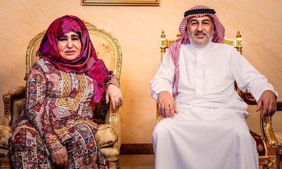 رمزگشایی از گفتوگوی گاردین با مادر بنلادن +عکس