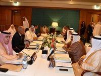 طرح اتهامهای تکراری علیه ایران در نشست 4کشور عربی