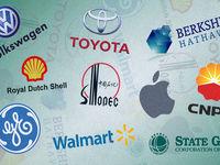 شرکتهایی که درآمدشان از یک کشور بیشتر است!