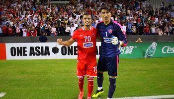 دو فوتبالیست ایرانی زیر ذره بین AFC +عکس