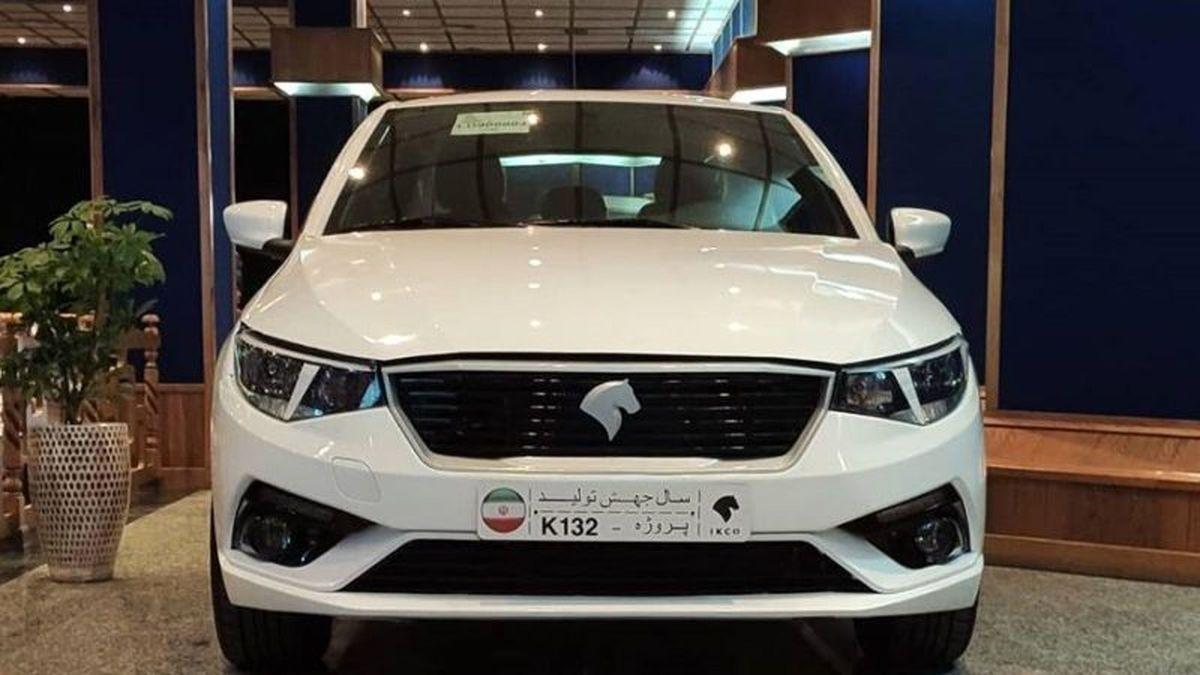 جزییات پیش فروش ۵محصول ایران خودرو از فردا
