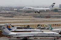 ۴۵درصد تردد مسافر از فرودگاههای کشور کم شد