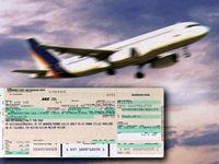 نرخ بلیط هواپیما باید به میزان کاهش قیمت ارز تعدیل شود