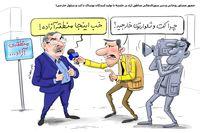 ماجرای کُت خارجی دبیر شورایعالی مناطق آزاد (کاریکاتور)