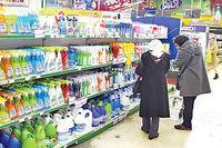 افزایش قیمت غیرمجاز قیمت انواع شوینده