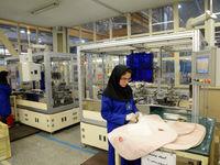 آمادگی تولید روزانه ۸۵۰۰عدد ایربگ در خطوط تولیدی کروز