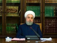 پیگیری رئیسجمهور از زلزله کرمانشاه