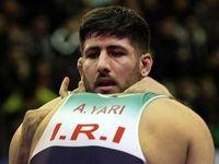 تیم ایران به عنوان قهرمانی رسید
