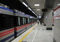 اختلال در سرویس دهی خط پنج متروی تهران و حومه