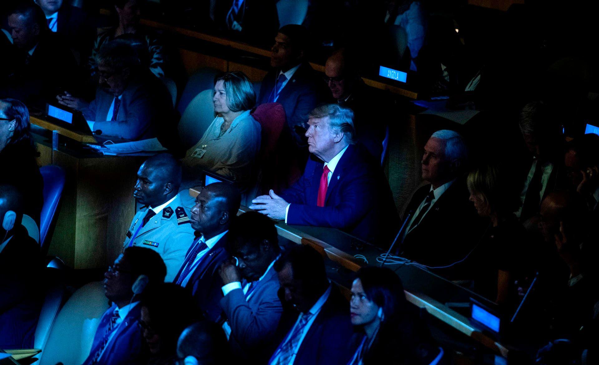 حضور رهبران جهان در اجلاس تغییرات اقلیمی سازمان ملل