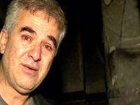 فیلمی از گریههای مردی که اغتشاشگران جهیزیه دخترش را آتش زدند