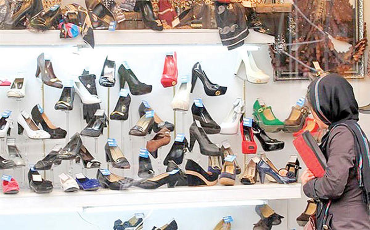 رکود سنگین در بازار کیف و کفش