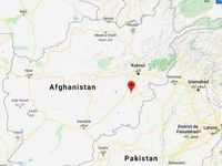 سقوط هواپیمای مسافری در غزنی افغانستان