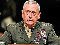 تهدید وزیر دفاع آمریکا درباره حمله به دولت سوریه