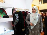 افتتاح بخش بین الملل جشنواره مد و لباس فجر