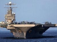 فرمانده هوایی ناو آبراهام لینکلن: به دنبال جنگ با ایران نیستیم