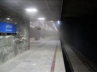 خط ۳مترو تهران به بهارستان میآید
