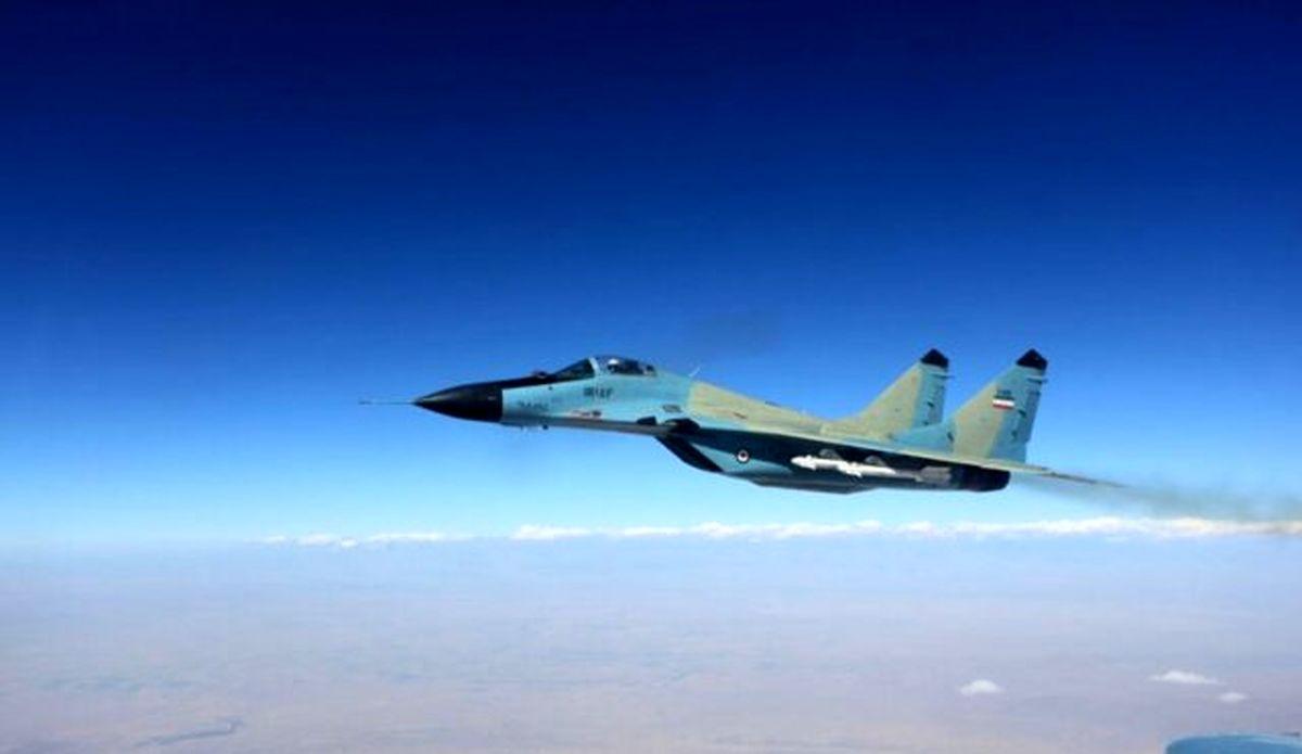 جنگندههای آمریکایی هشدار برخورد با هواپیما را دریافت کرده بودند