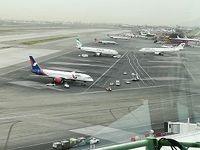 فرود اضطراری هواپیمای روسی در تهران