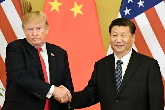 آمریکا بر کالاهای وارداتی از چین ۲۵ درصد تعرفه وضع می کند